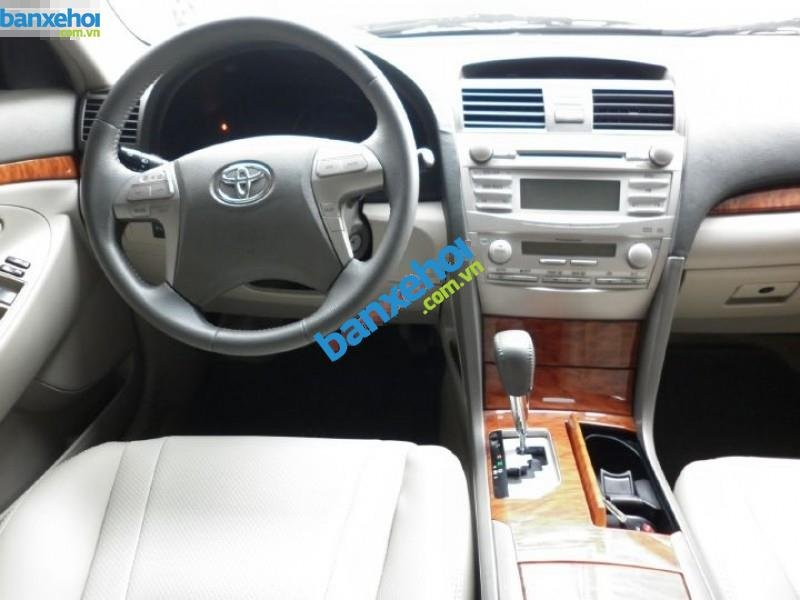 Xe Toyota Camry 2.4G 2007-8
