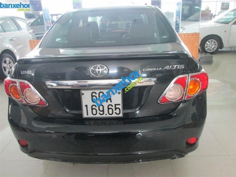 Xe Toyota Corolla altis AT 2008-5