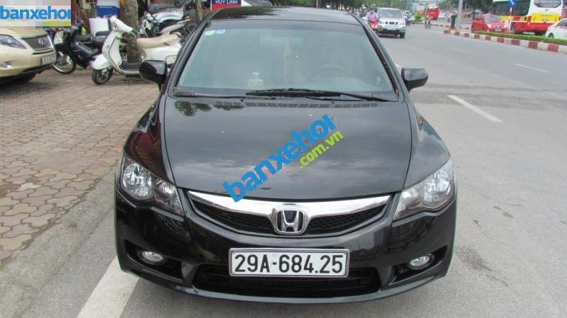 Xe Honda Civic 1.8AT 2009-6