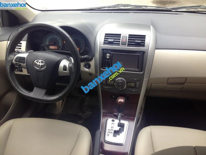 Xe Toyota Corolla altis 2.0V 2011-3
