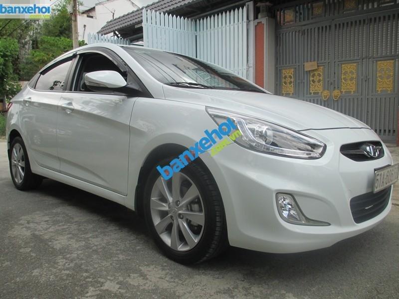 Xe Hyundai Accent 1.4 2013-1