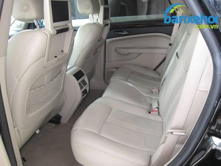Xe Cadillac SRX Luxury 2011-5
