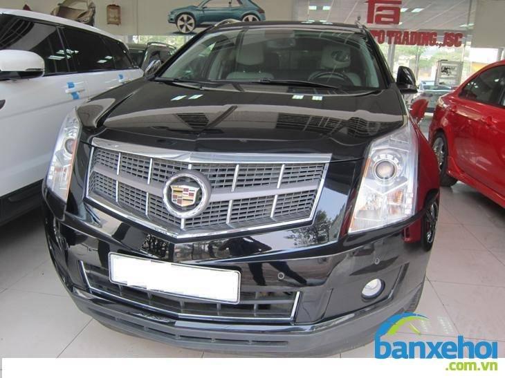 Xe Cadillac SRX Luxury 2011-0
