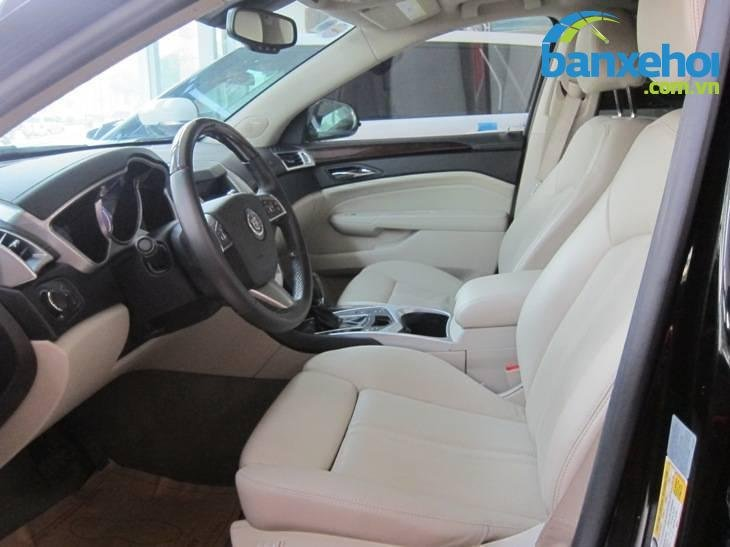 Xe Cadillac SRX Luxury 2011-3