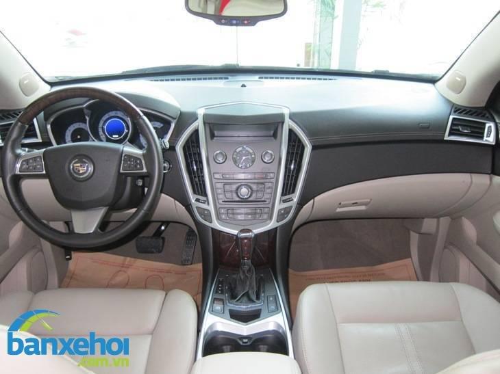 Xe Cadillac SRX Luxury 2011-4