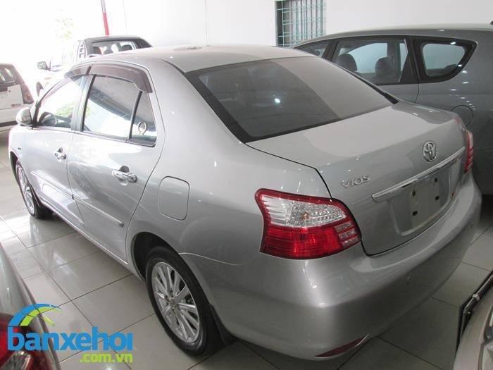 Xe Toyota Vios  2010-3