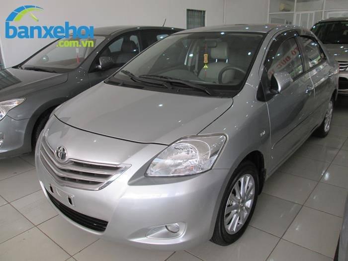 Xe Toyota Vios  2010-1