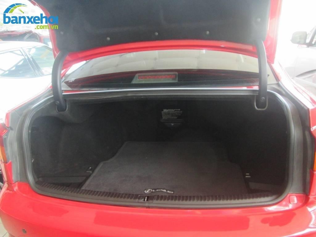 Xe Lexus IS 250 2007-5