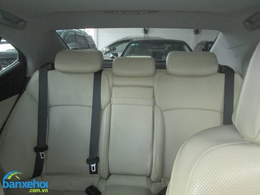 Xe Lexus IS 250 2007-11