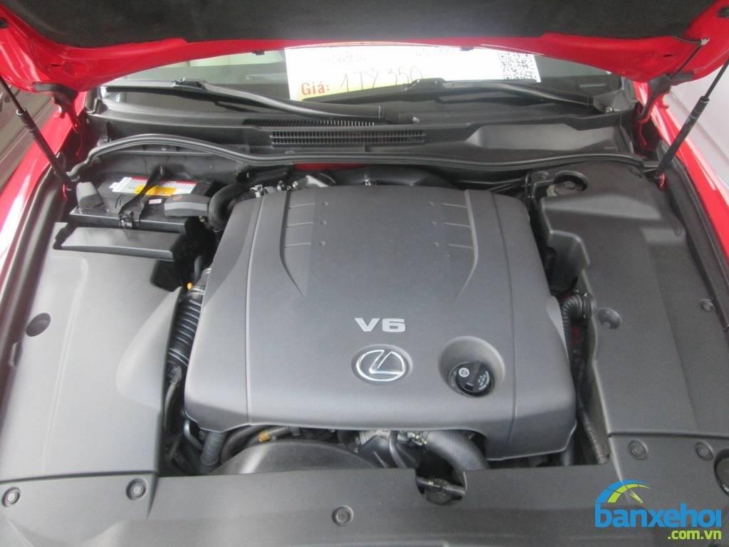 Xe Lexus IS 250 2007-12