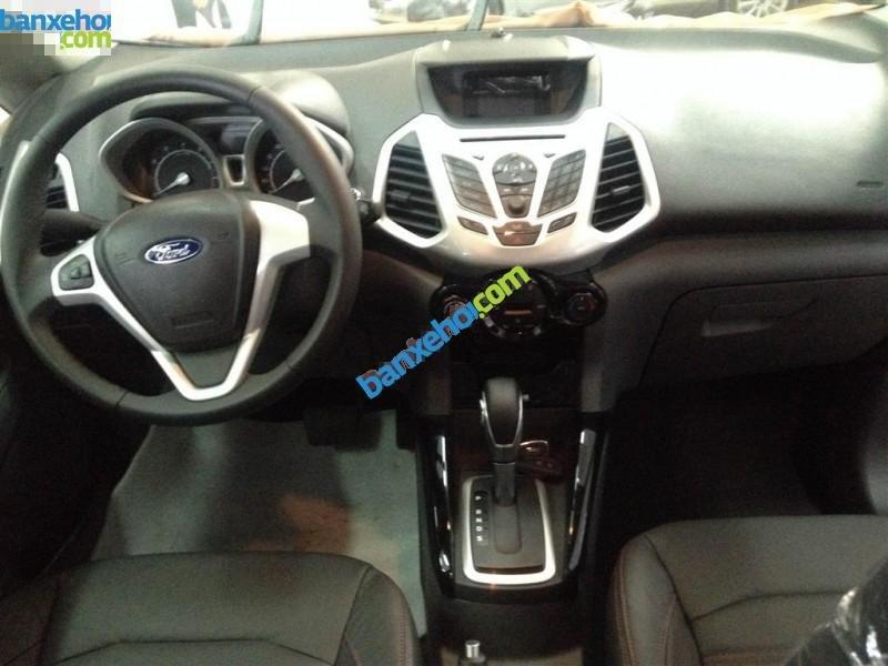 Bán ô tô Ford EcoSport Titanium sản xuất 2017, màu xám - Hỗ trợ đăng ký, đăng kiểm, trả góp, giá rẻ nhất tại Vĩnh Phúc-2