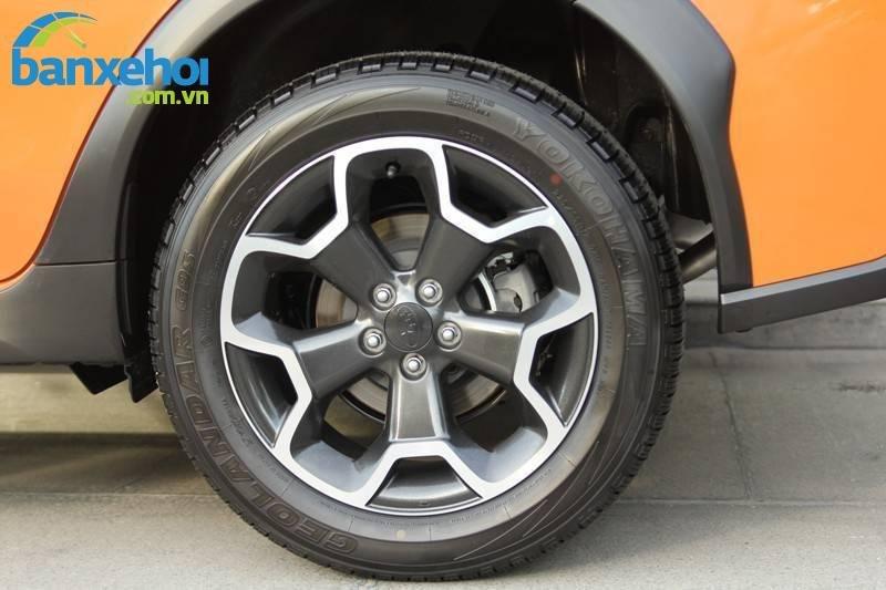 Xe Subaru XV  2014-12