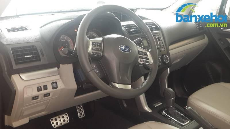 Xe Subaru Forester 2.0Xt 2014-10
