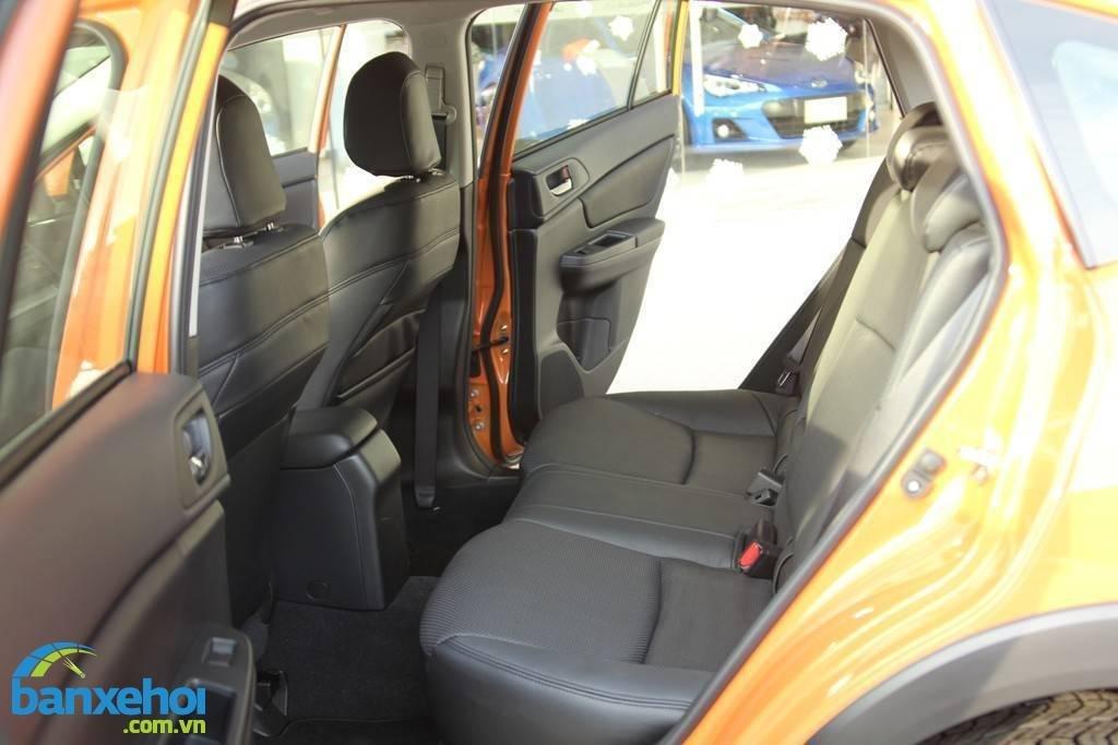 Xe Subaru XV  2014-6