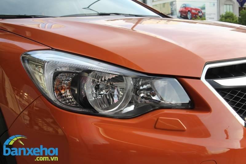 Xe Subaru XV  2014-11