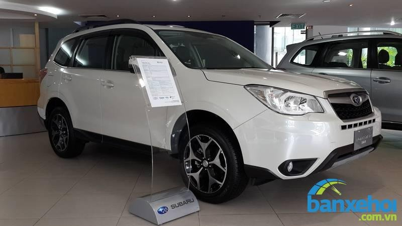 Xe Subaru Forester 2.0I-L 2014-2
