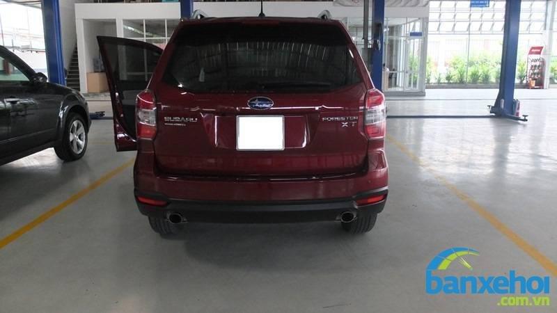 Xe Subaru Forester 2.0Xt 2014-2