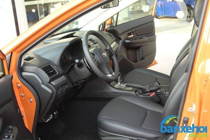 Xe Subaru XV  2014-7