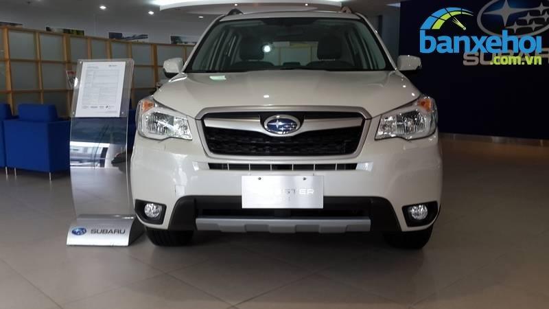 Xe Subaru Forester 2.0I-L 2014-0