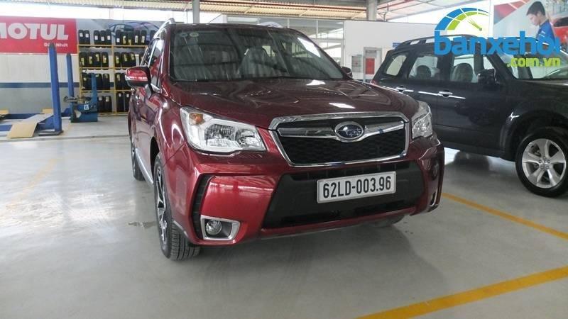 Xe Subaru Forester 2.0Xt 2014-0