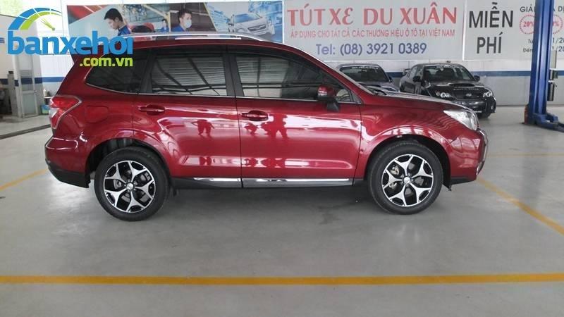 Xe Subaru Forester 2.0Xt 2014-3