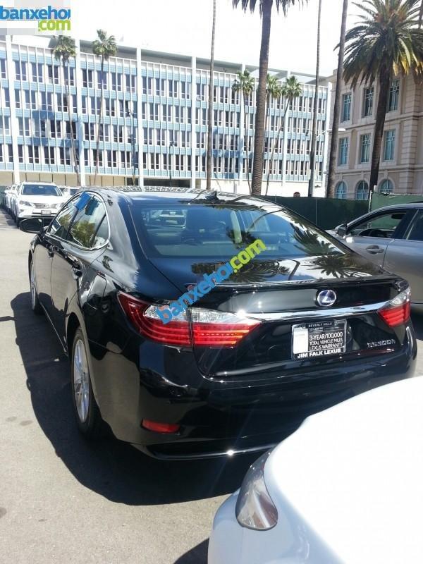 Xe Lexus ES 300H 2013-1