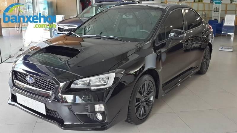 Xe Subaru Impreza Wrx 2014-1