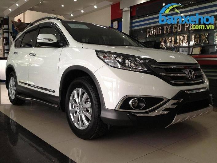 Xe Honda CR V  2014-1