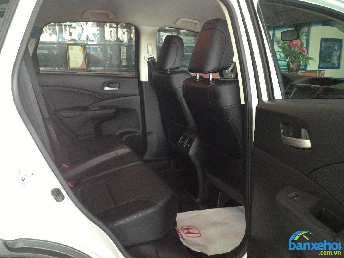 Xe Honda CR V  2014-5