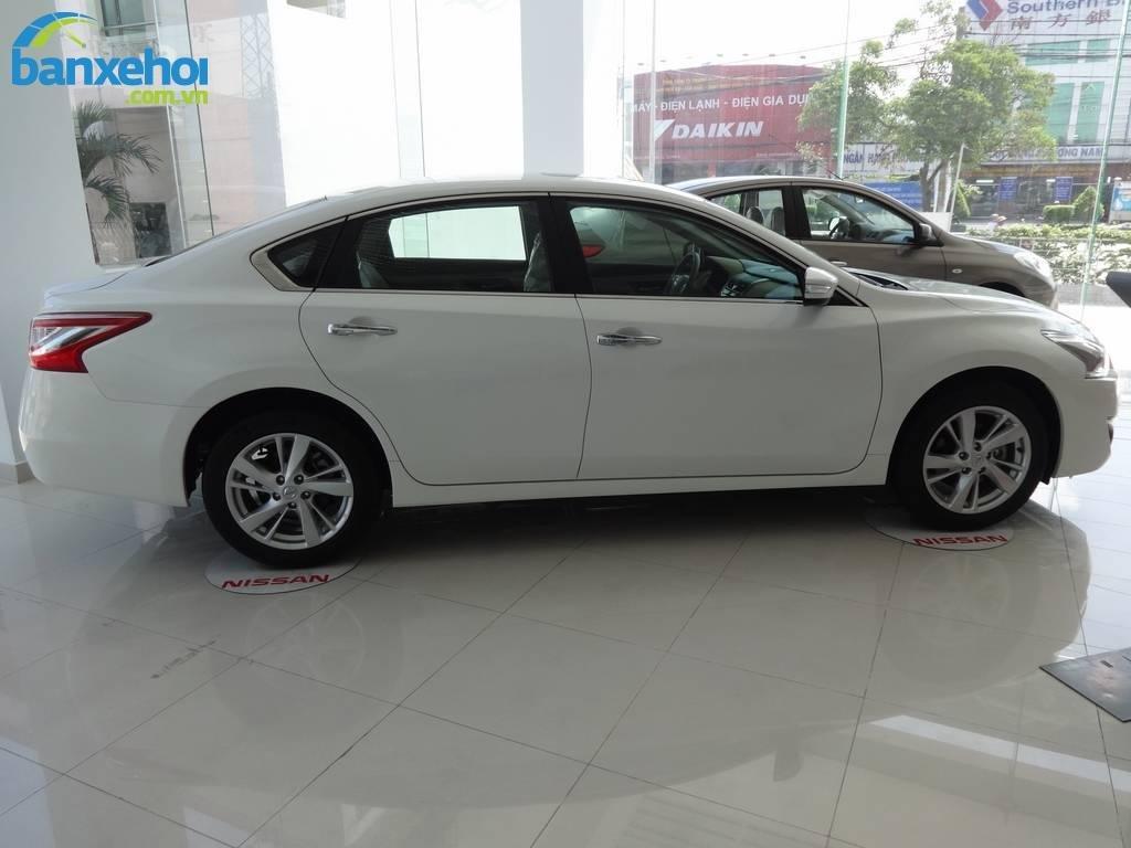 Xe Nissan Teana  2014-2