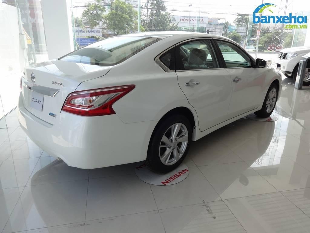 Xe Nissan Teana  2014-3