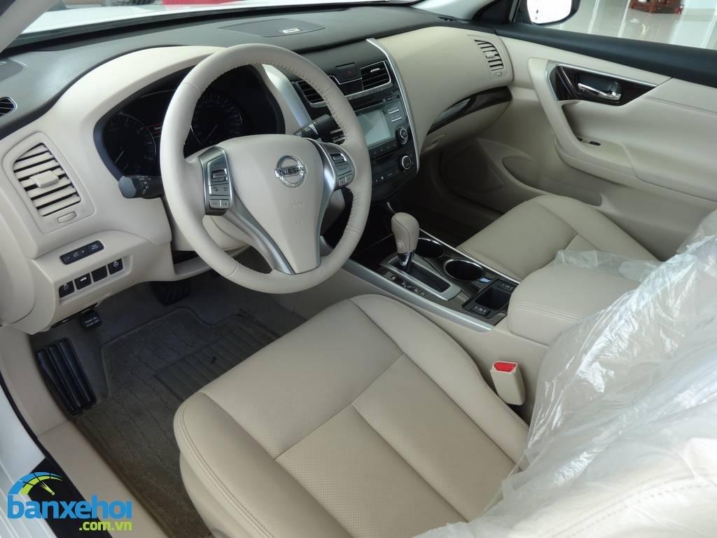 Xe Nissan Teana  2014-5