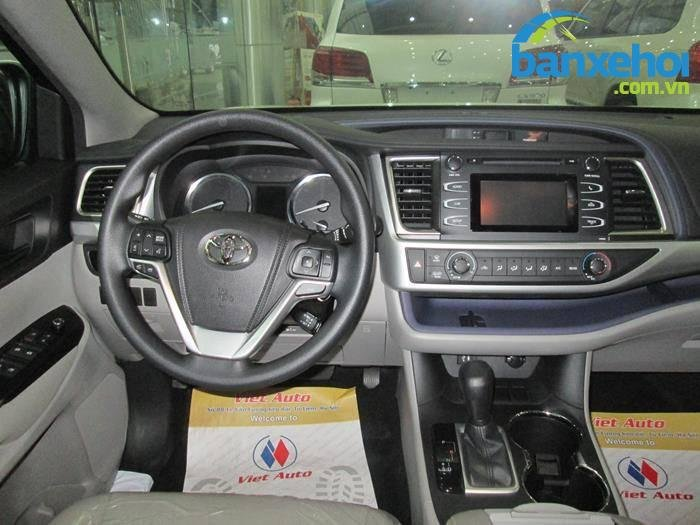 Xe Toyota Highlander  2014-7