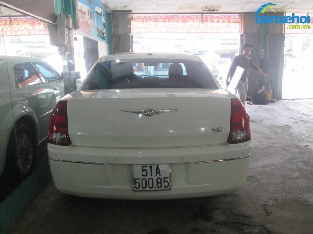 Xe Chrysler 300 Limited 2008-5