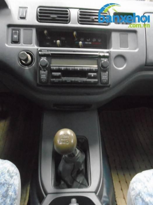 Xe Toyota Zace Gl 2005-6