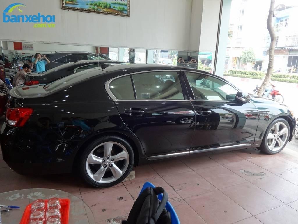 Xe Lexus GS 350 2008-3