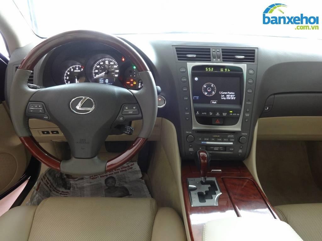 Xe Lexus GS 350 2008-8