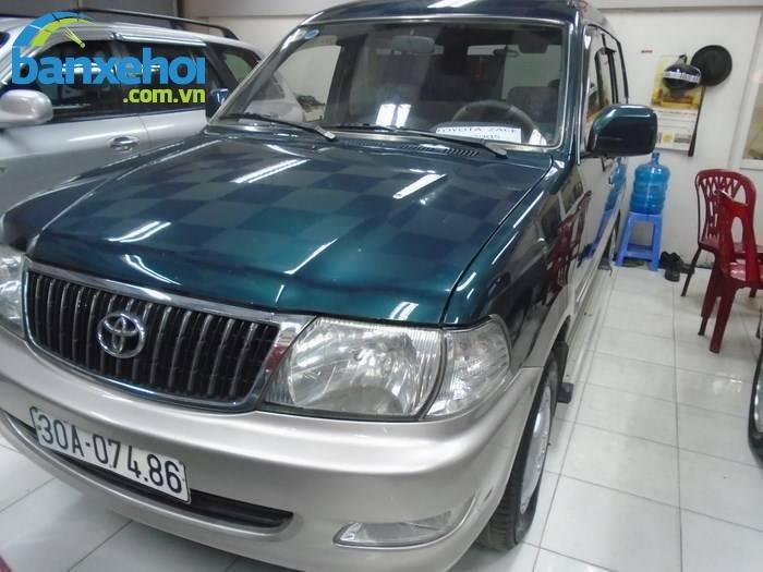Xe Toyota Zace Gl 2005-0