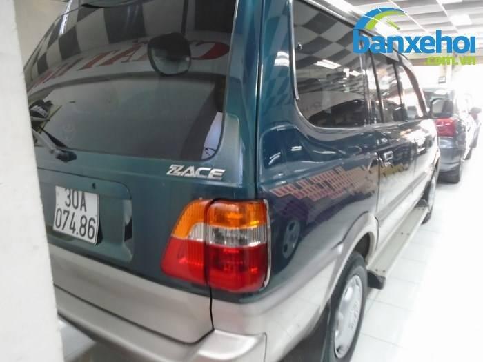 Xe Toyota Zace Gl 2005-3