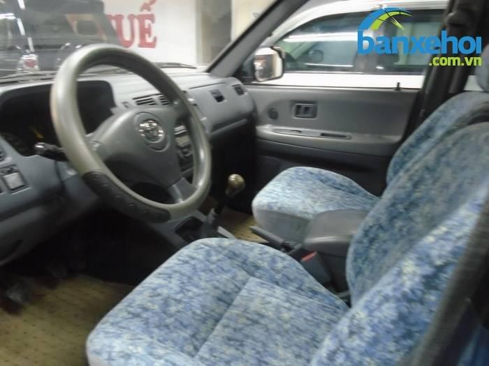 Xe Toyota Zace Gl 2005-4