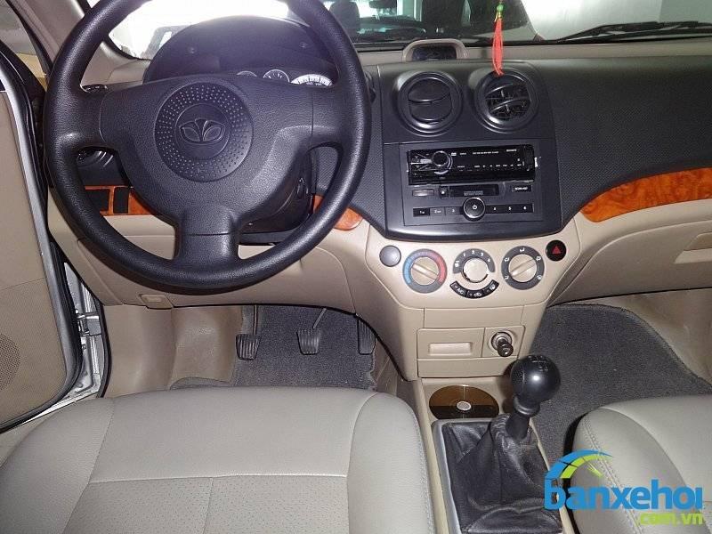 Xe Daewoo Gentra Sx 2009-7