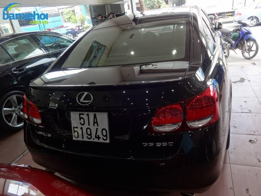 Xe Lexus GS 350 2008-4