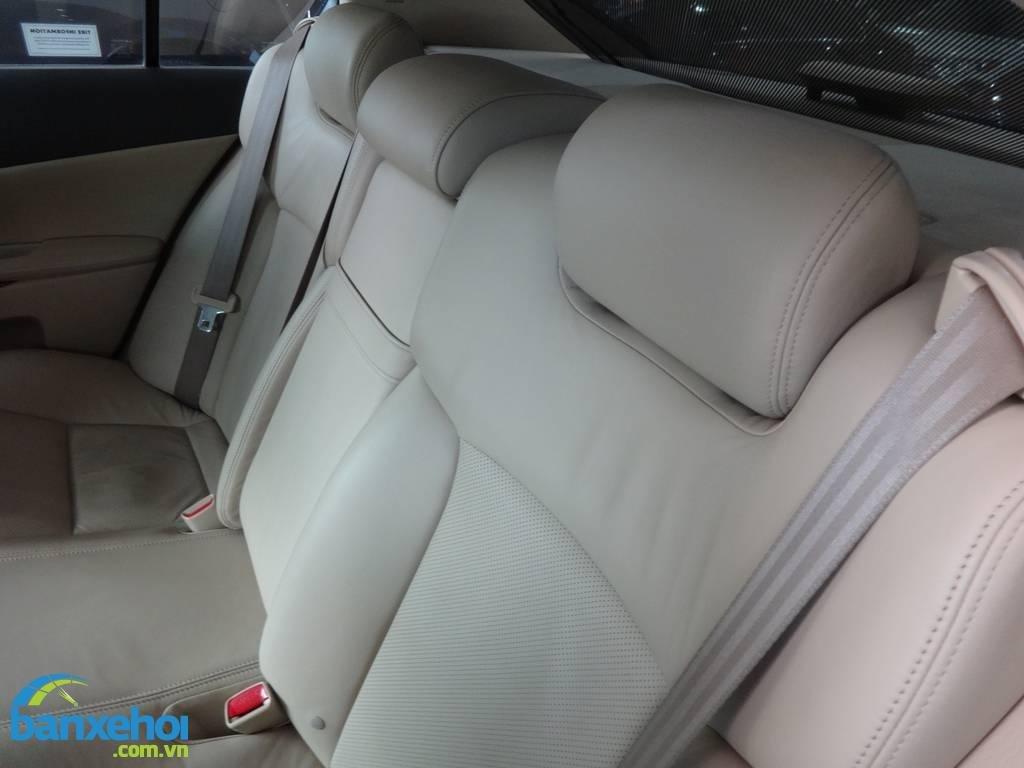 Xe Lexus GS 350 2008-11