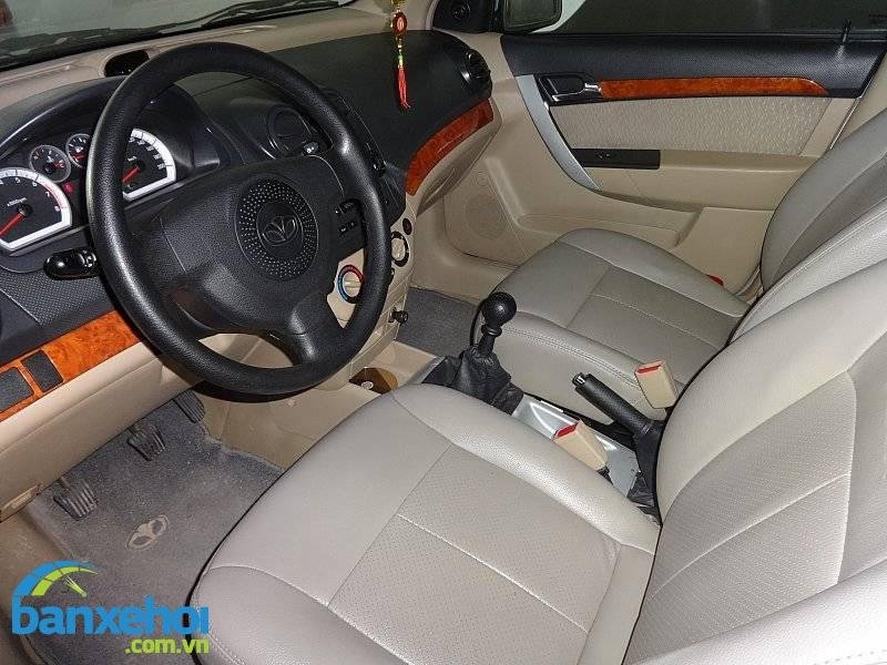 Xe Daewoo Gentra Sx 2009-6