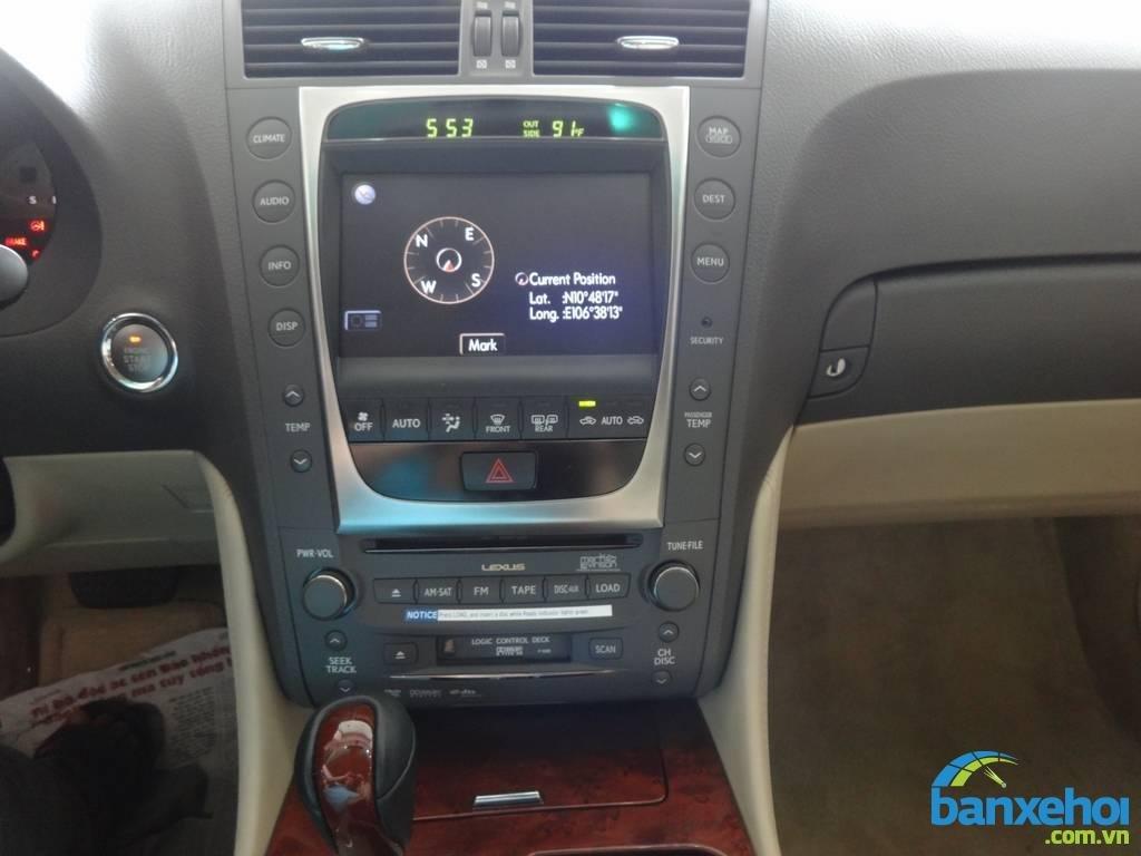 Xe Lexus GS 350 2008-10