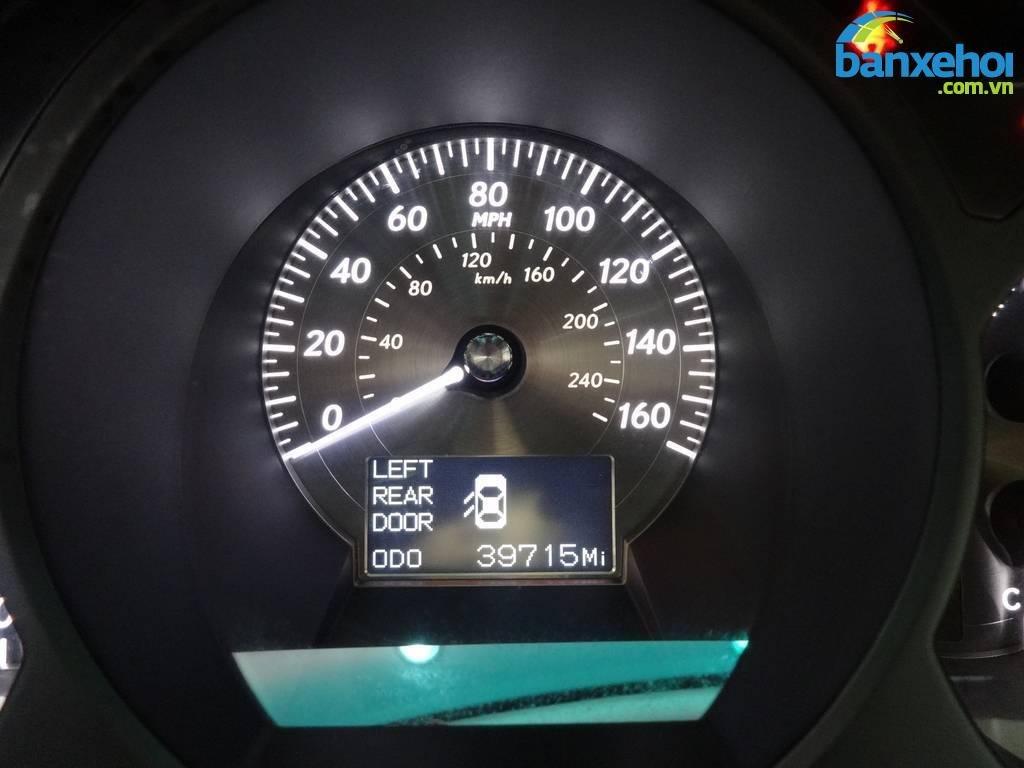 Xe Lexus GS 350 2008-9