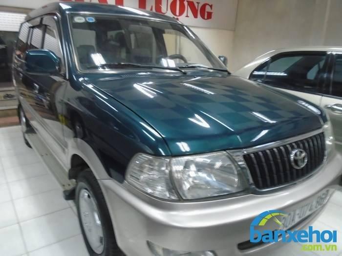 Xe Toyota Zace Gl 2005-1