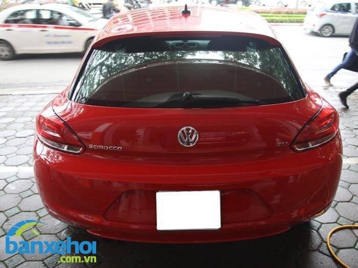 Xe Volkswagen Scirocco Sport 2010-3