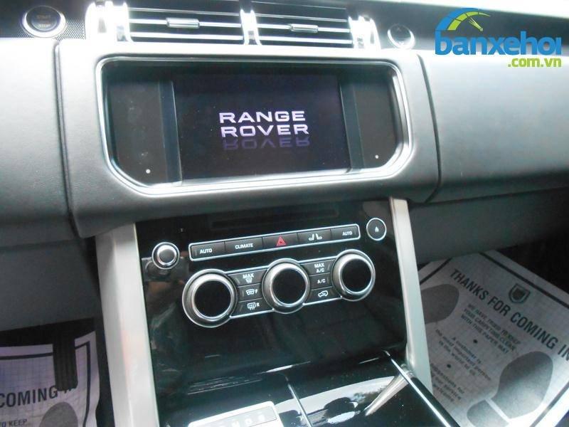 Xe LandRover Range Rover  2014-7
