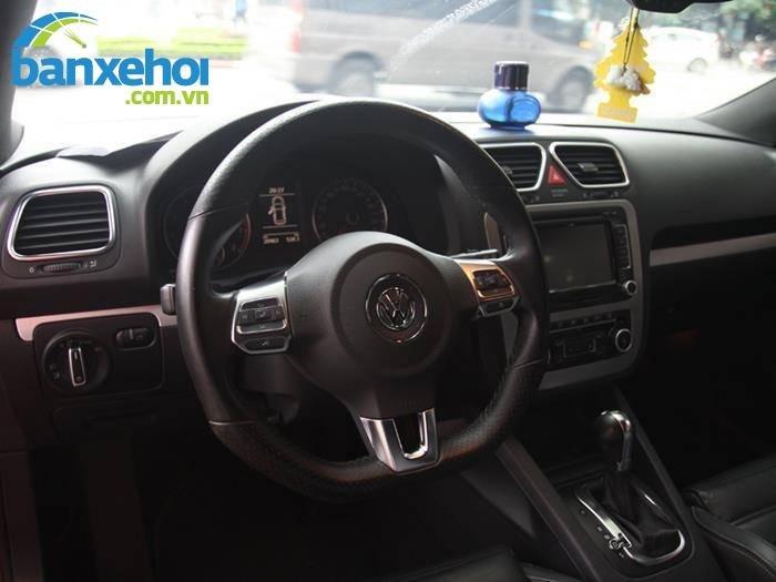 Xe Volkswagen Scirocco Sport 2010-7